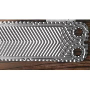 Hastelloy S4A plate for plate heat exchanger