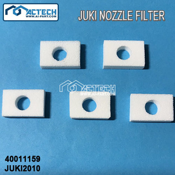 Single hole filter for Juki 2010 machine
