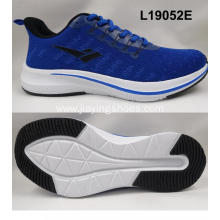 lightweight blue sneakers outdoor running men sport shoes