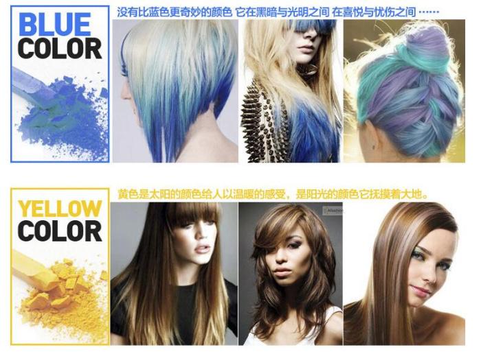 6pcs Colorful Hair Crayon Temporary Color chalk for coloring hair dye Pastels Kit DIY Styling tools creme para cabelo set