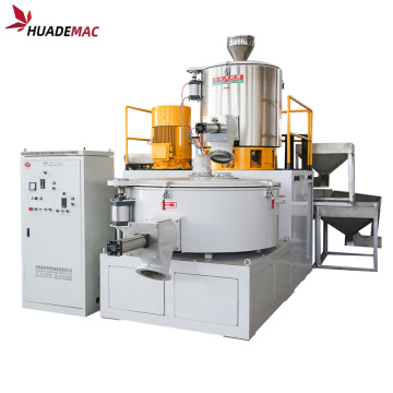 High speed PVC stirring machine