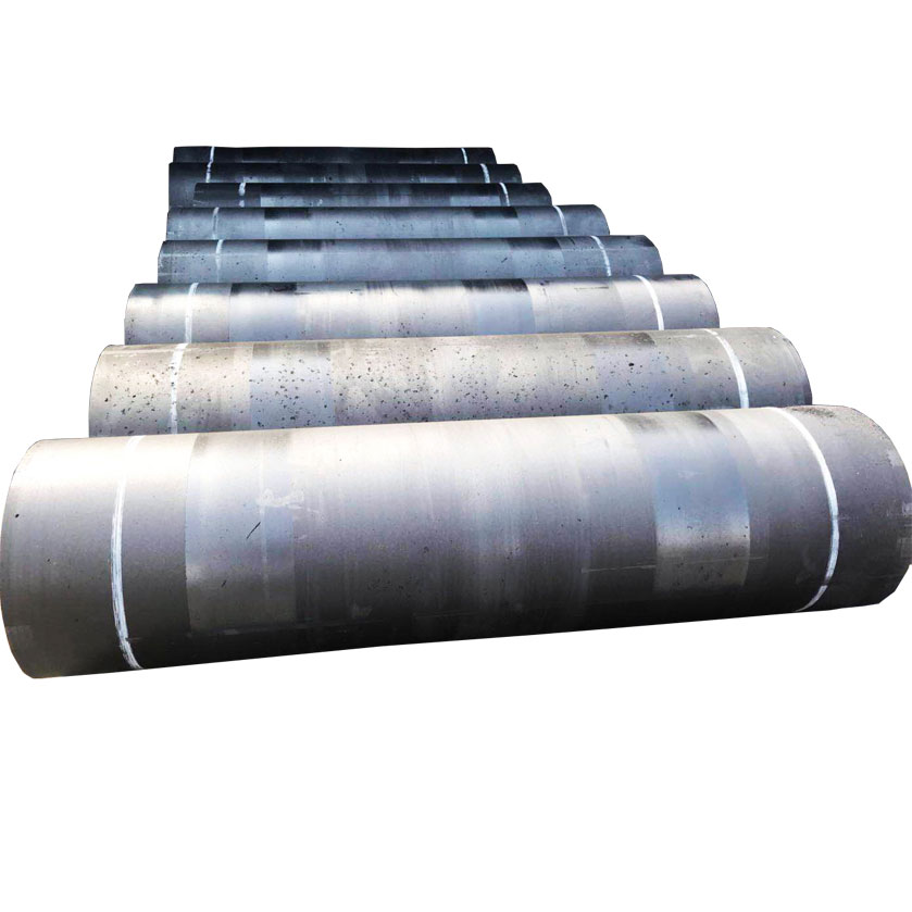 UHP 350mm Graphite Electrode for Steel Making Price