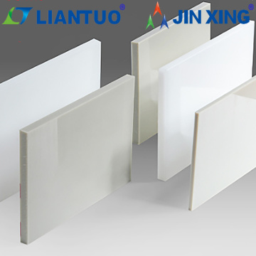 Extruded Color Natural Grey White PP Polypropylene Sheet