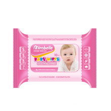 Water Natural Care Baby Wipes Portable