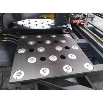 Hydraulic Ball Move Feeding CNC Punching Machine