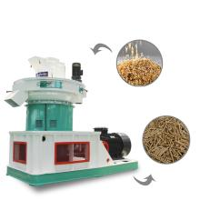 1.2-1.5T / H Bio Wood Pellet Press Machine