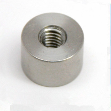 Machining Stainless Internal Threaded Spacer Nut