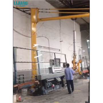 Adjustable manual vacuum suction crane   300kg