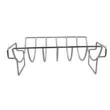 Heavy duty stainless steel Grill Rack Roaster
