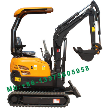 Mini excavators 1.6 Ton small crawler digger XN16