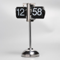 Length-adjustable Flip down Clock