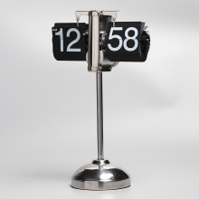Height Steel Flip Clock