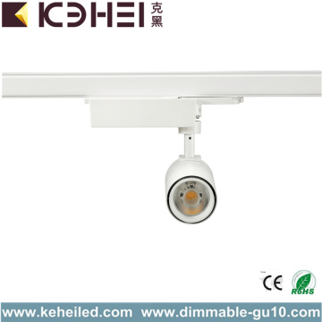 External Decorative 15W LED Track Lights White