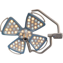 single head led operating lamp with camera system