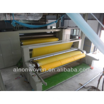 1600MM PP Spunbonded nonwoven fabric making machine with single beam