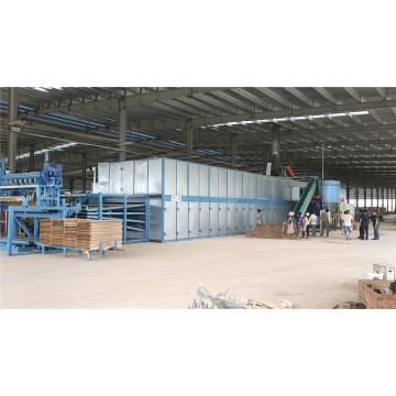 Biomass Type Veneer Dryers