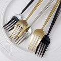 Portuguese chromatic Handle stainless main dinner forks
