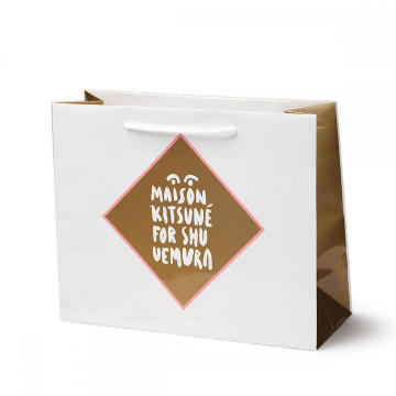 Customized Made Apparel Shopping Paper Bags