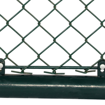 High Quality Used Galvanized Chain Link Fence