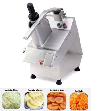 Hot sale fresh vegetable potato carrot cutting machine for restaurant