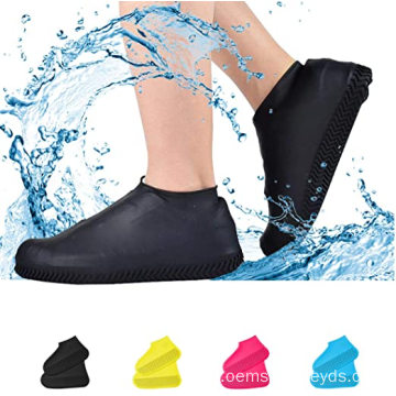 Custom Silicone Cover Protectors Waterproof Shoe Covers