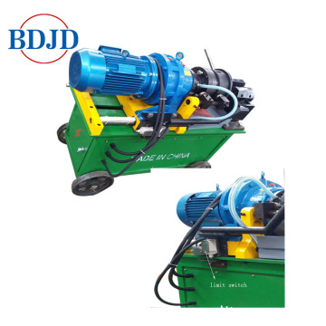 Construction Building Material Electric Bar Parallel Thread Rolling Machine Screw Making Machine