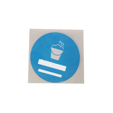 Custom Design RFID NFC Tag Label Sticker