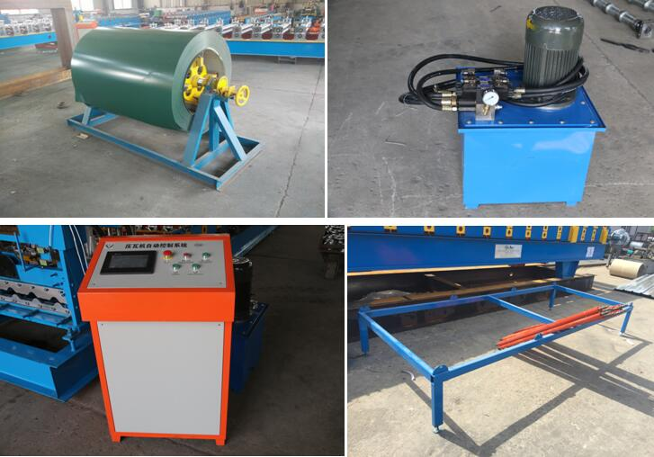 floor tile making machine