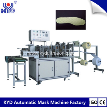 Non-woven Insoles Manufacturing Machine