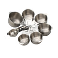 SS304 Stainless Steel Measuring Cup Set