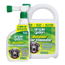 Outdoor Odor Eliminator for Pets Dogs