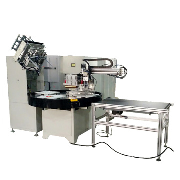 automatic high frequency welding and cutting machine