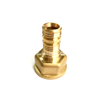 Brass PEX female coupling
