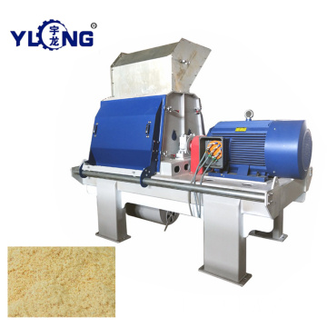 Gelembung tung pohon chip hammer mill