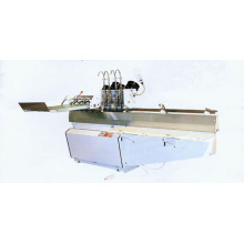 Semi Automatic Saddle Stitching Machine/saddle stitcher