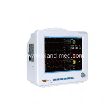 Portable ICU Multiparameter Patient Monitor Price