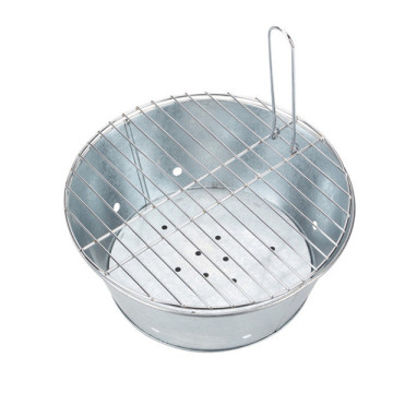 BigBuy BBQ Charcoal Bucket Barbecue