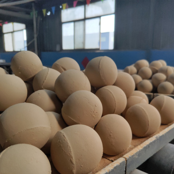 High Alumina White Grinding Ceramic Ball
