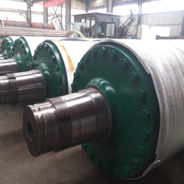 Hard Coating For Grooved Press Roll