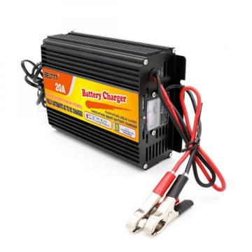 Intelligent Lead-acid Battery Charger Auto Maintainer 20A