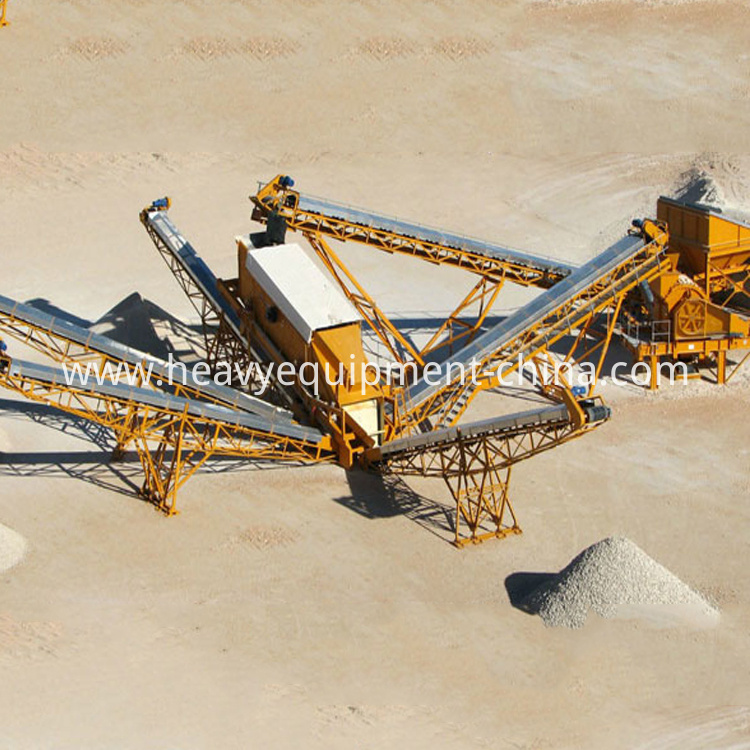 Stone Crushing And Screening Machine