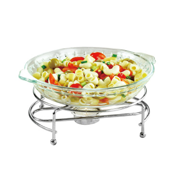 round wire food warmer