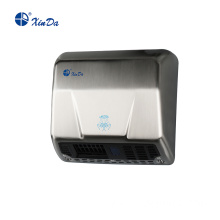 Durable and fireproof automatic hand dryer