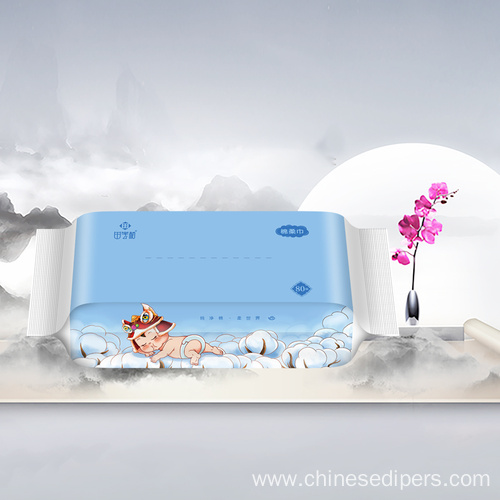 Good Quality Nonwoven Disposable Wipes for Baby