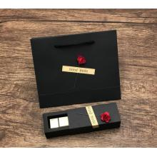 Rectangle Kraft Lipstick Paper Drawer Box