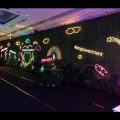 BUSINESS NEON SIGN WALL
