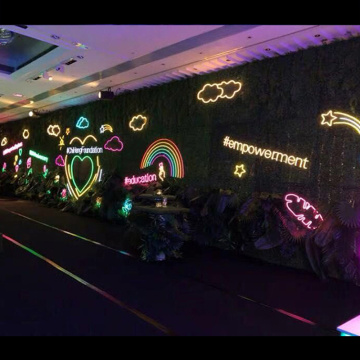 AFFAIRE NEON WALL WALL