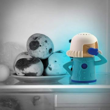 Cool Mama Fridge Cleaner Chilly Mama Fridge Freezer Odor Remover Baking Soda Fridge And Freezer Freshener Holder LK0038
