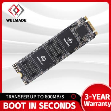 WELMADE SSD M2 128gb 256gb 512gb 1tb 2tb M.2 SSD sata NGFF 2280 internal hard drive for Laptop hard disk 128gb