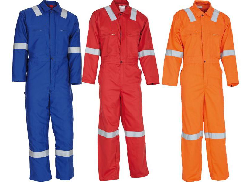 FR coveralls various color